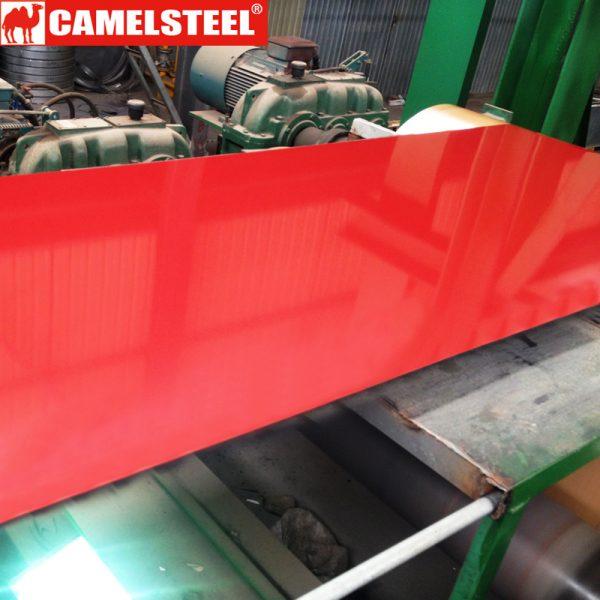 PPGL Sheet Metal Roller