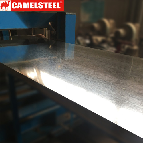 zinc sheet metal