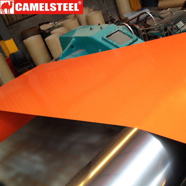 Prepainted Galvalume Steel Coil-steel products ppgl
