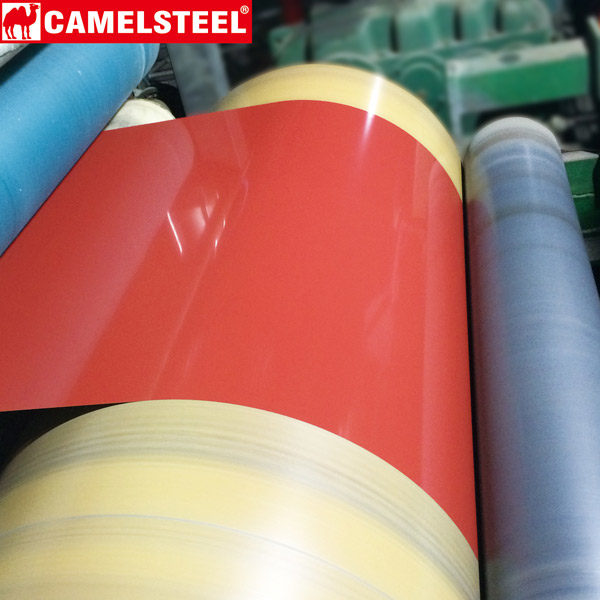 Prepainted Steel Coil-Colour Coated Roofing Sheets