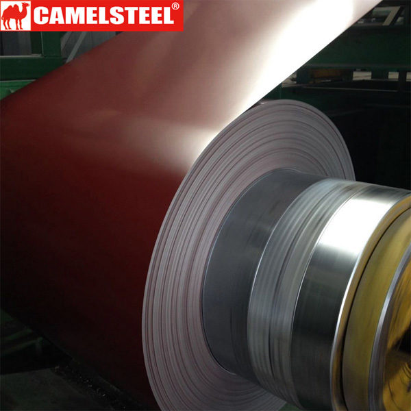 Color Coated Galvanized Steel Plate
