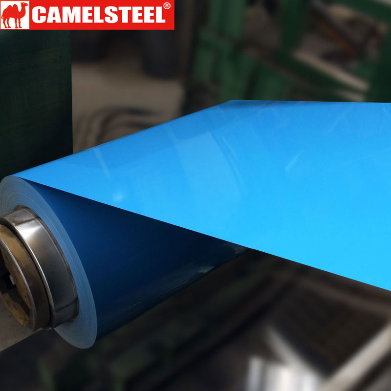 Colour Coated Galvanized Steel Sheet