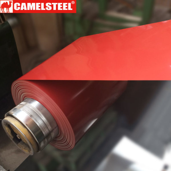 prepainted galvanized steel sheet
