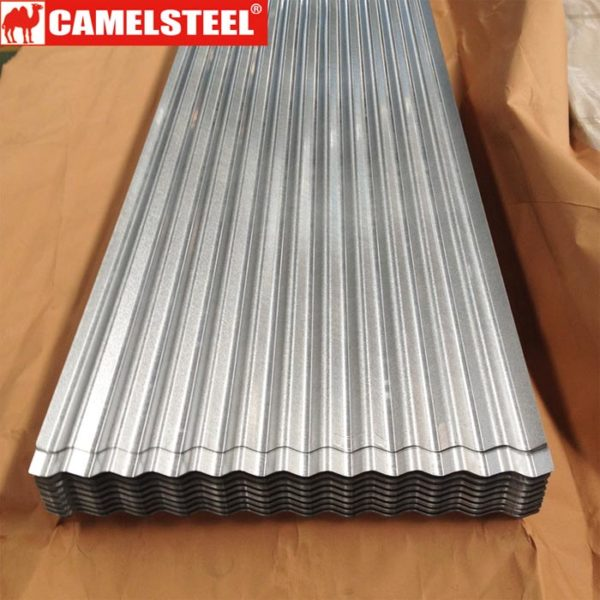 Roofing sheets galvanized steel