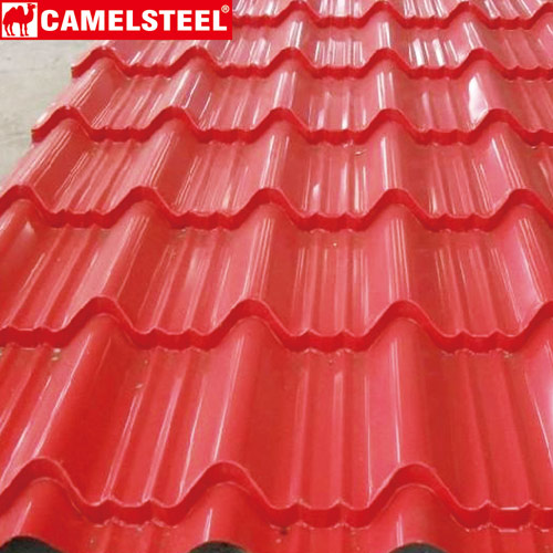 color coated roofing sheets, ppgl corrugated roofing materials