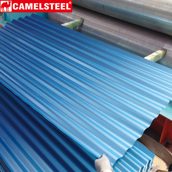 Roofing sheet-Pre-painted-galvanized steel sheet/steel roofing