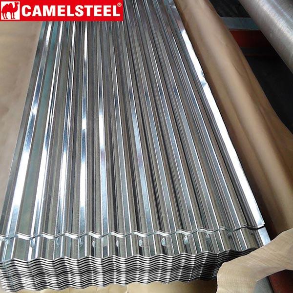 Corrugated Sheet GI Steel