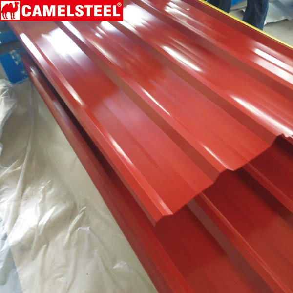 Prepainted Galvalume Roofing Corrugated Roofing Sheet