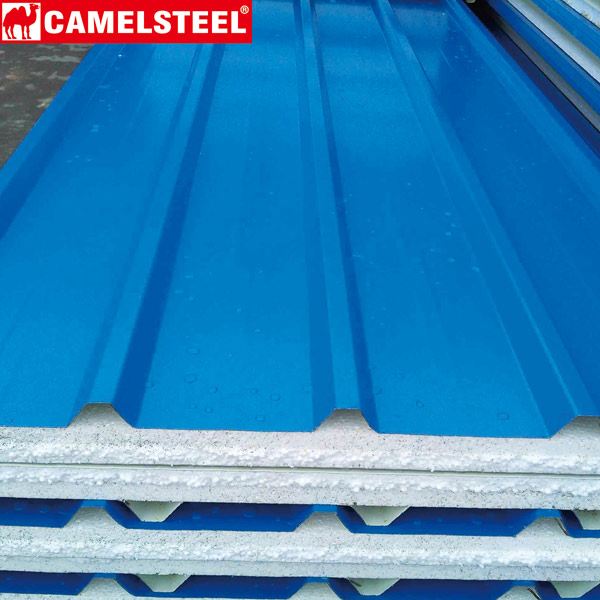Color Coated Galvalume Metal Roofing Corrugated from shandong