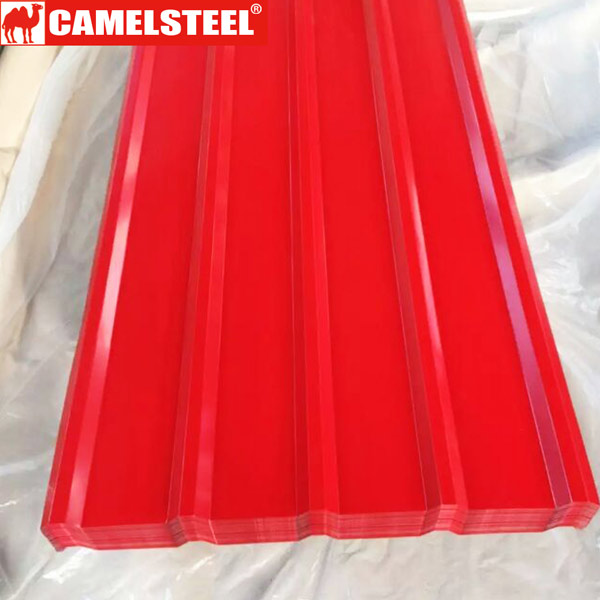 Color Coated Galvalume Roofing shandong supplier