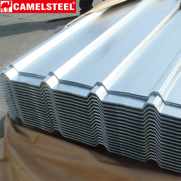 Corrugated Sheet Metal Galvalume Roofing
