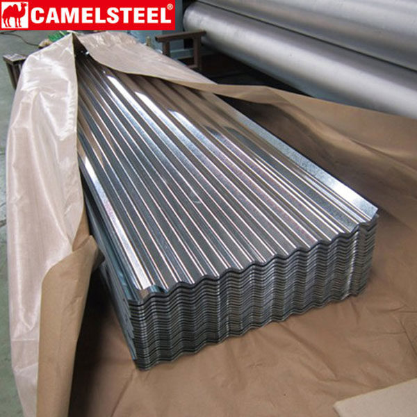 Galvalume Roof Hot Dipped Metal