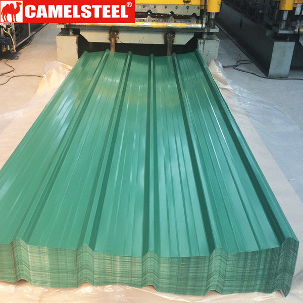 Pre-painted galvanized steel sheet-steel roofing new roof