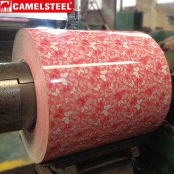 color coated galvanized steel