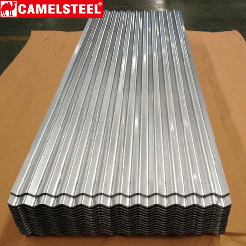Galvalume Metal Roofing Camelsteel Zibo Camel Material