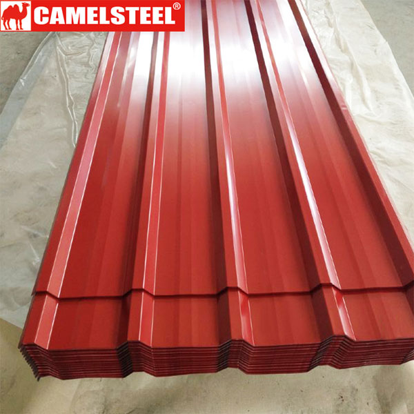 Metal Roofing Sheets Price Pre-painted galvanized steel