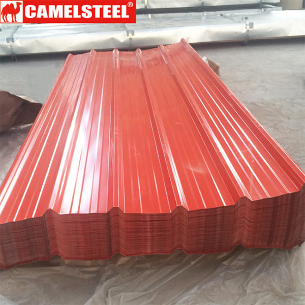 Pre Painted Roofing Sheets Zibo Camel Material Co Ltd