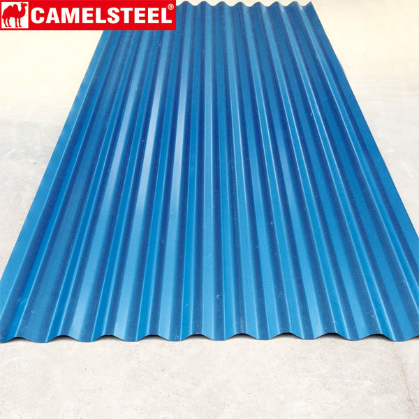 Colour steel roofing-corrugated roofing sheet from camelsteel