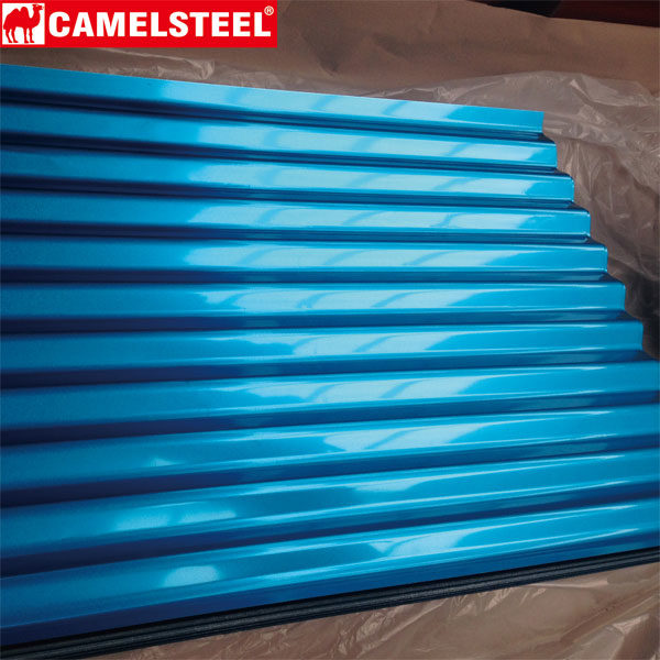 Corrugated Roofing Sheet-colour coated roofing sheets
