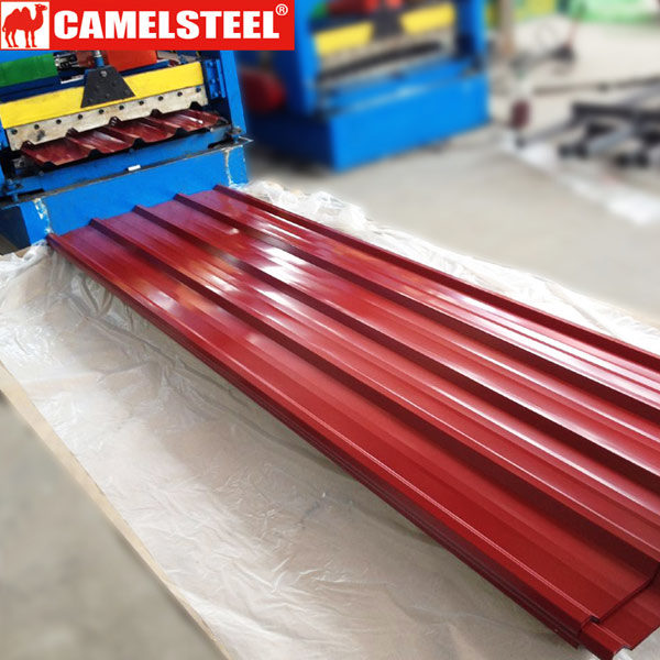 Pre-painted galvanized steel-steel roofing-corrugated iron prices
