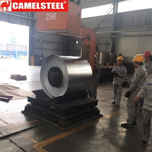 building steel market fluctuated