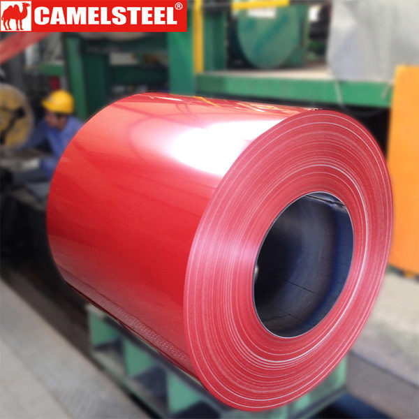 PPGI-prepainted-galvanized steel coil-by camelsteel