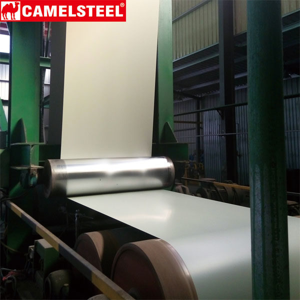 Prepainted Galvalume steel coil / galvalume sheet