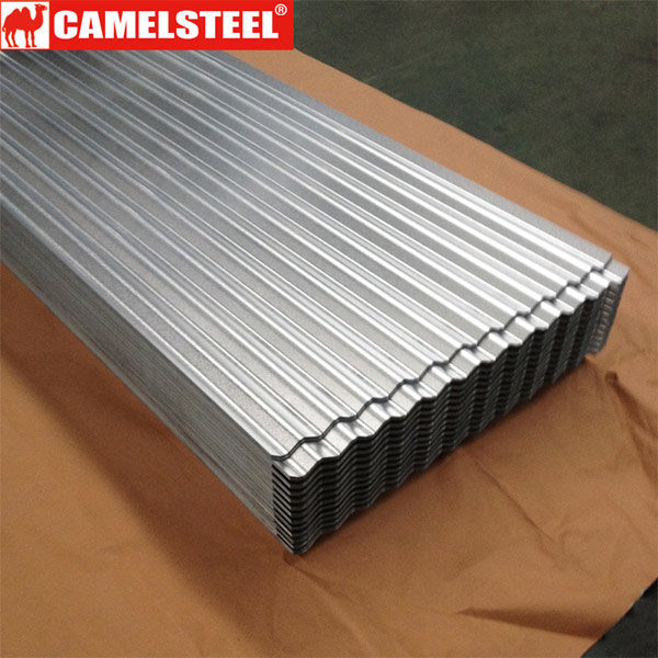 Roofing Sheet-galvanized steel sheet【CAMELSTEEL】