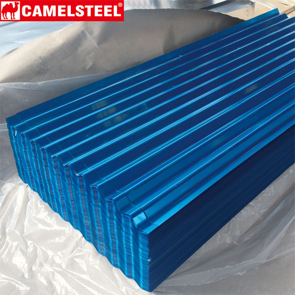 Prepainted GI Corrugated Sheet