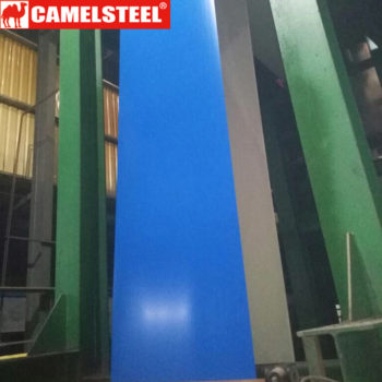 color coated steel coil coating