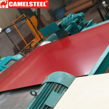 color coated steel sheets, prepainted galvalume steel coil