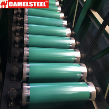 colour coated aluzinc steel coil