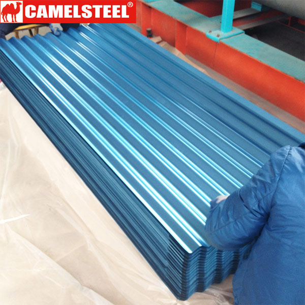 Coloursteel roofing colour steel roofing price 96 with for Names of roofing materials
