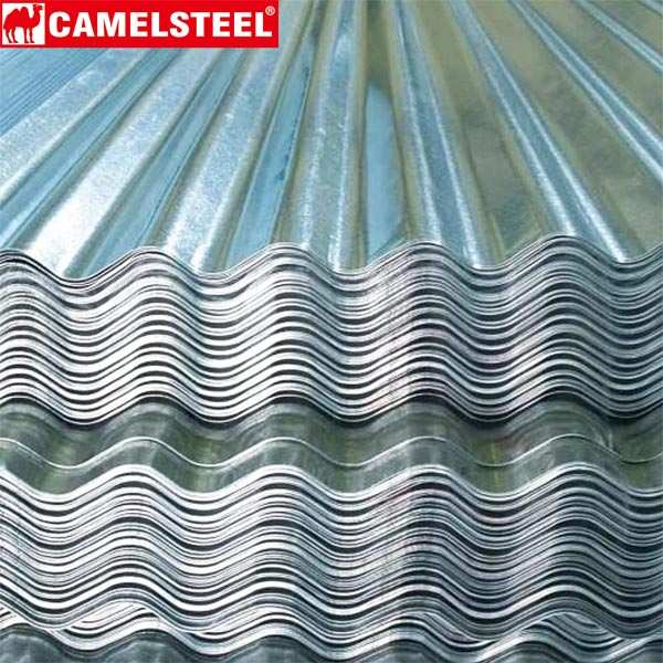 corrugated iron prices