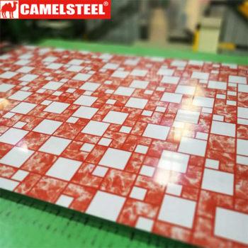 color coated gi sheet