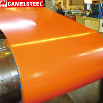 colour coated galvanized plate