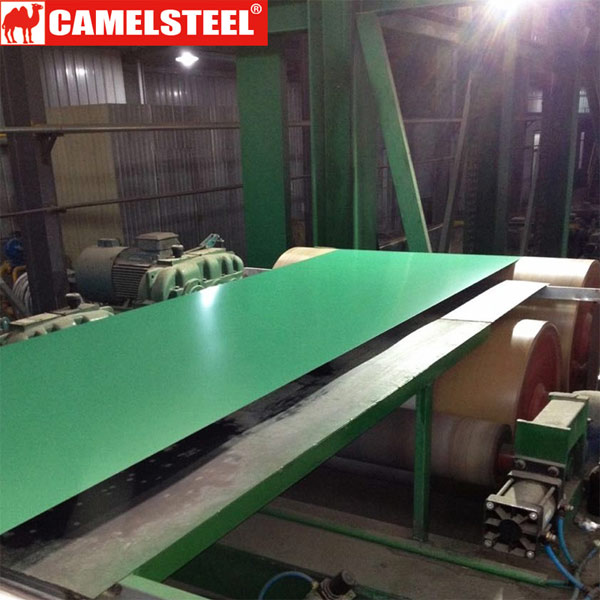 colour galvanized plate