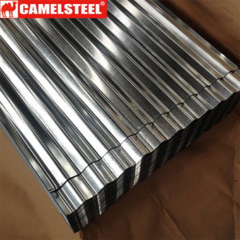 galvanized steel metal roofing