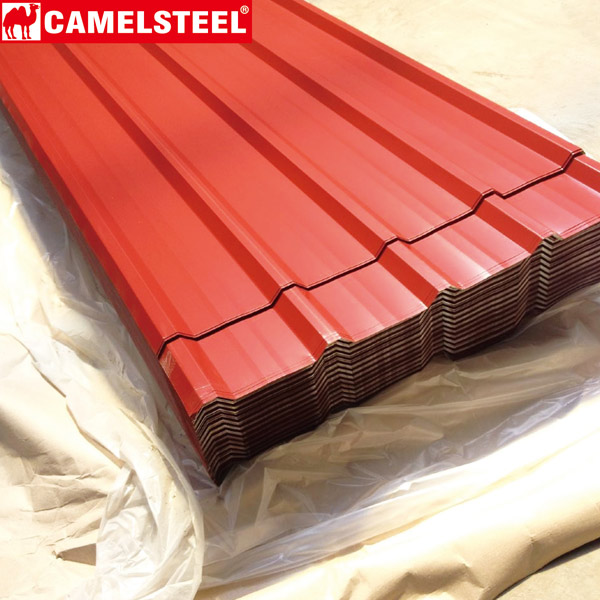 Colour coated roofing sheets prices