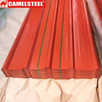 colour gi roofing sheet, corrugated steel roofing sheet
