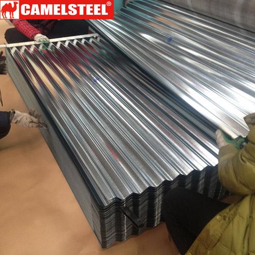 Galvanized Steel Metal Roofing Companies