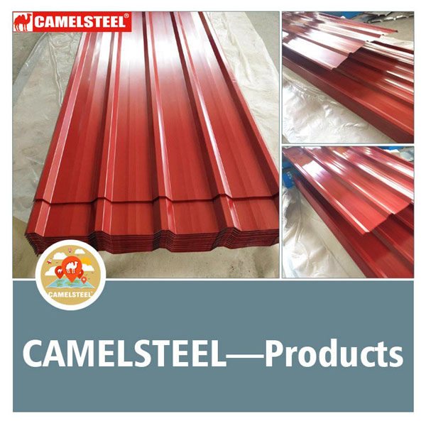 Steel Sheet-corrugated roofing sheets Manufacturer