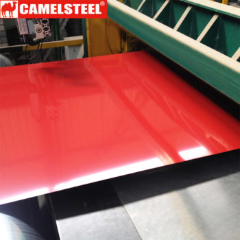 pre-painted galvanized steel coil, color coated steel sheet coating