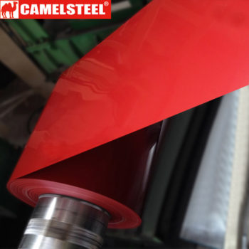 color coated steel sheet quality