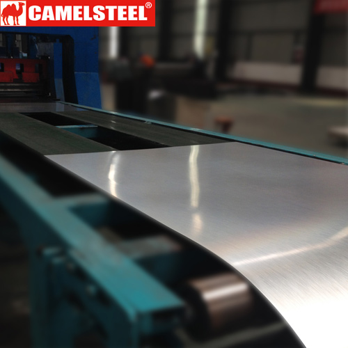 aluzinc steel, hot dip galvalume steel sheet process