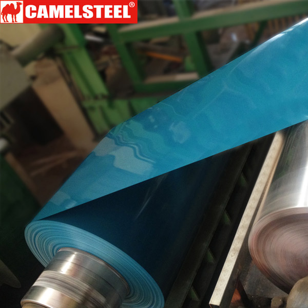 prepainted aluzinc steel coil, color coated galvanized steel sheet