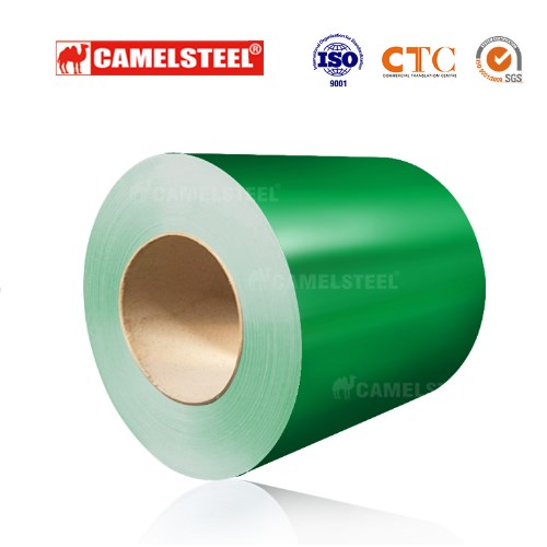 Color Coating Aluminium Coil Sheet Zibo Camel Material