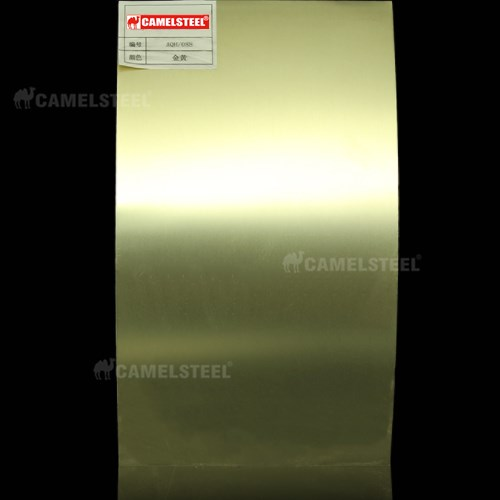 aluminium sheet colours