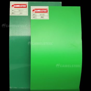painted aluminium sheet