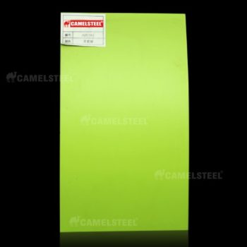 colour coated aluminium sheet